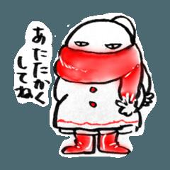 caoru &ファミリー冬