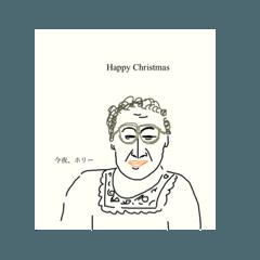 シュクリンのクリスマス   cafe  shuk ring