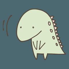 恐竜のいる毎日~文字なし編