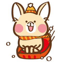 耳の大きな犬 もみじ 5〜冬編〜