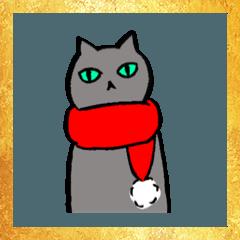 猫たち。年末年始2