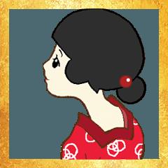 伝統的な日本のお正月
