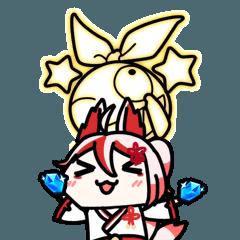 崩壊3rd アニメーションスタンプ Vol.2