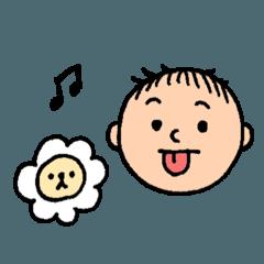 あかちゃんの1日【実況•挨拶•感情】
