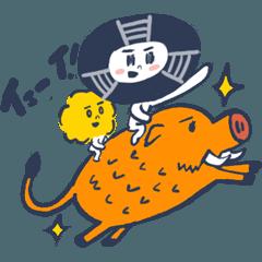 YOU MAKE SHIBUYA COUNTDOWN 記念スタンプ
