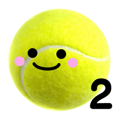 テニスボールさん 丁寧な言葉2
