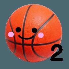 バスケットボールさん 丁寧な言葉2