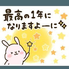 もちうさの【お祝いセット】