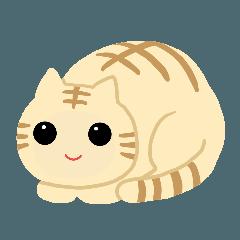 [LINEスタンプ] 猫の感情... (1)