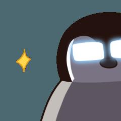 メガネペンギン