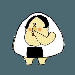 [LINEスタンプ] ほのぼのおじさんの日常 (1)