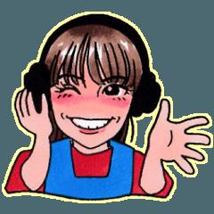[LINEスタンプ] DJみかぼうの日々スタンプ (1)