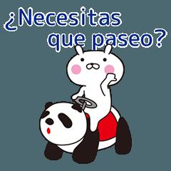 おぴょうさ9 シンプル生活3 スペイン語版