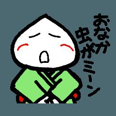 今日もぶつぶつ語るカブ太郎!!