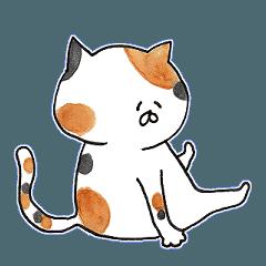 ミケ猫のムー 2