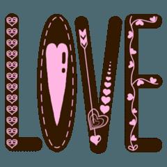LOVE LOVE♡バレンタイン