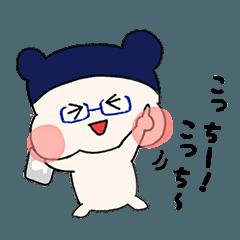 こっち〜(漫画家 鈴峰あおい作)
