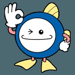 下水道マスコットキャラクター スイスイ 3