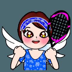 テニス ラブ×2 ガール!