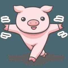 心乱れる豚の生活