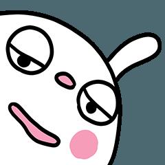 ふんわかウサギ15(ズーム編)
