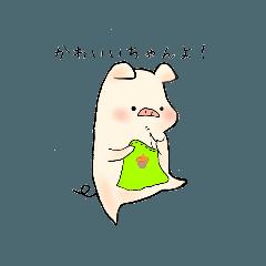 ぶたのこちゃん3