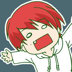 赤髪の若様