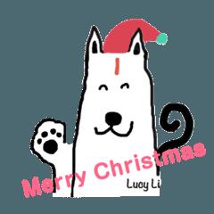 ルーシーのクリスマス