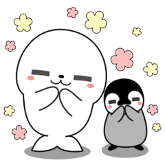 【敬語】もふもふアザラシズ&子ぺんぎん2