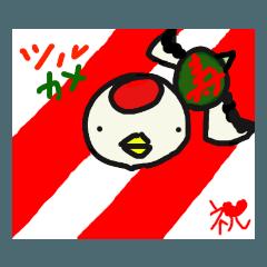 鶴亀ツルカメ