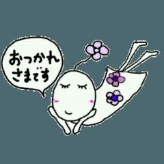 幸運の花こさん④