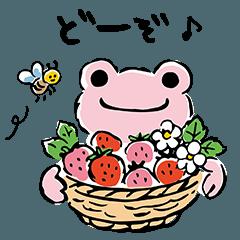 かえるのピクルス~花~