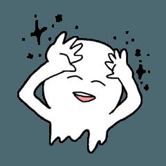 [LINEスタンプ] 常時ほほえみくん (1)