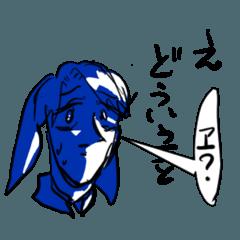 [LINEスタンプ] 気狂いオタクの狂ったスタンプ (1)