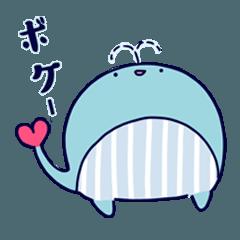 クジラのラブリー