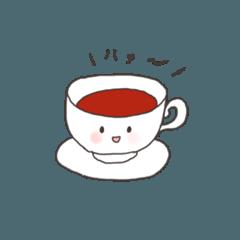 お茶にまつわるものたち