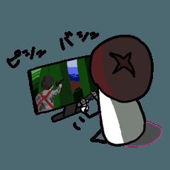 シュールなキノコ第2弾。