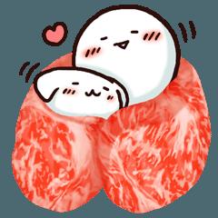 ザ☆お肉スタンプⅣ