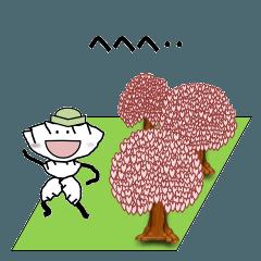 餃子紳士-桜