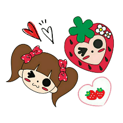 ラブリーいちごちゃん♥《バレンタイン編》