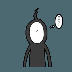 タイツちゃんスタンプ