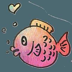 鯛のつぶやき