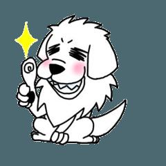 [LINEスタンプ] グレピーレオくんの日常Part④ (1)