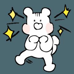 早く リス(Momo)