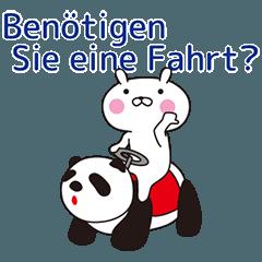 おぴょうさ9-シンプル生活3-ドイツ語版