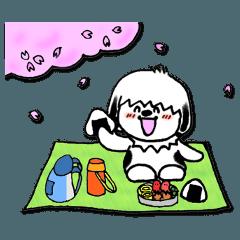 ベビーおーちゃん2春