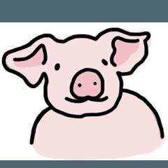 俺の豚の友達ドニー