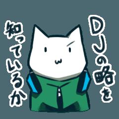 DJ neko-chan
