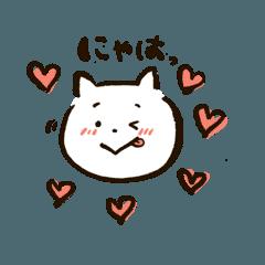 ネコのちび助の日常