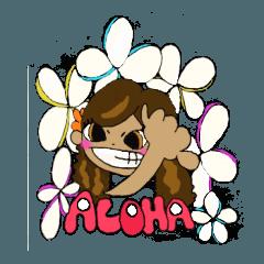 Hawaiian-ハワイ語と日本語と時々英語-